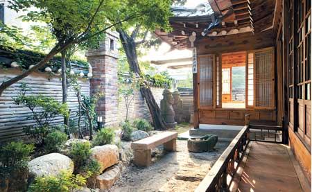 Corea un architetto fa risorgere uno stile di vita for Piani di vita del sud