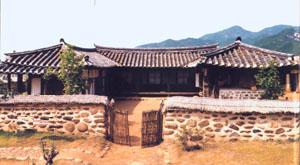 Corea architettura for Piani di casa di architettura del sud