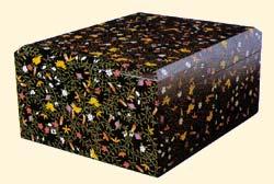 Corea oggetti dipinti con lacca colorata for Rosso lacca cinese